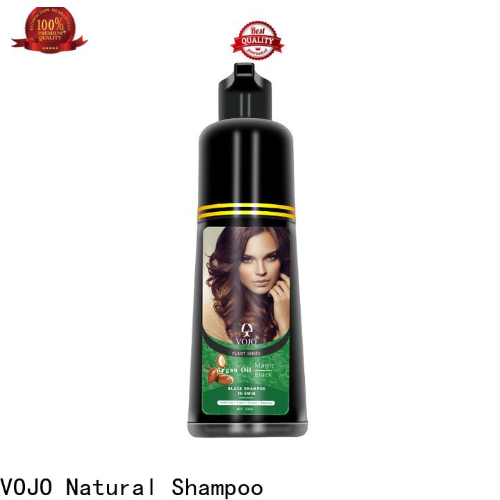 Latest herbal shampoo ginger supply for salon