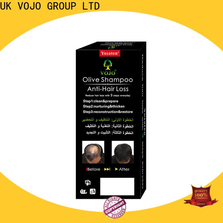 Latest hair growth shampoo extractive company for woman