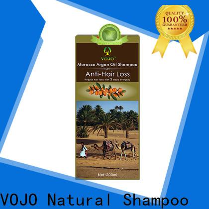 VOJO caffeine hair growth shampoo supply for salon