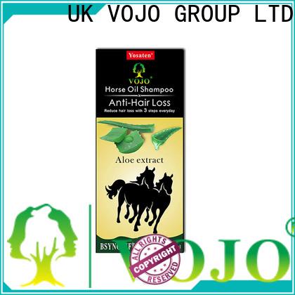 VOJO argan anti hair loss shampoo for business for girls