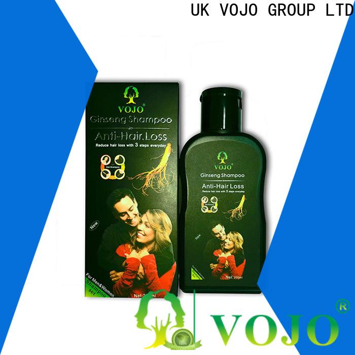 Wholesale anti hair fall shampoo argan for business for man