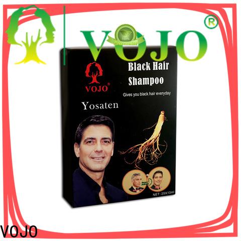 Custom hair colour shampoo color supply for woman