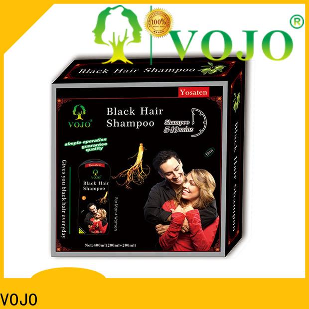 VOJO beard beard dye shampoo for business for girls