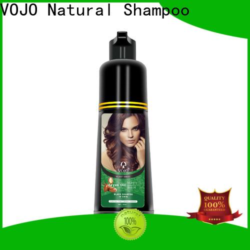 New natural shampoo fast company for salon