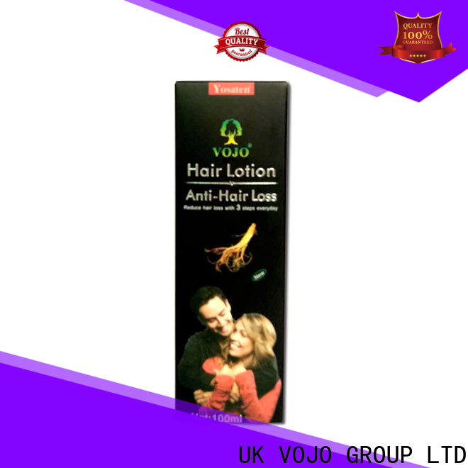 VOJO New anti hair fall shampoo manufacturers for woman