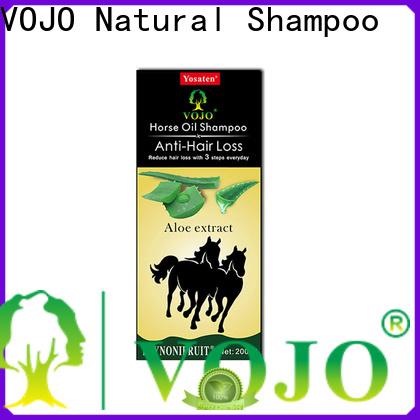 VOJO Custom hair growth shampoo company for girls