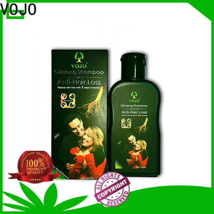 VOJO Custom anti hair fall shampoo for sale for man