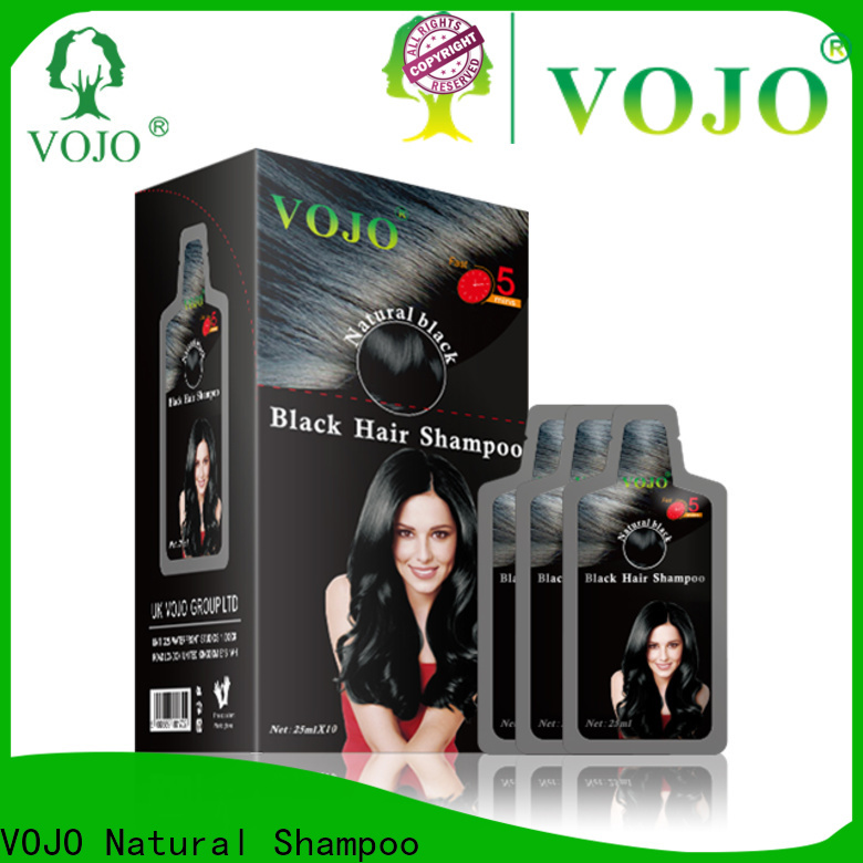 VOJO permanent shampoo for hair for sale for girls