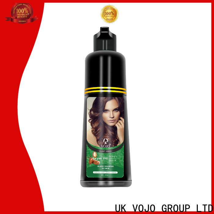 Wholesale natural shampoo fast suppliers for salon