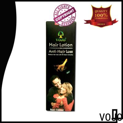 VOJO bulk anti hair fall shampoo manufacturers for salon