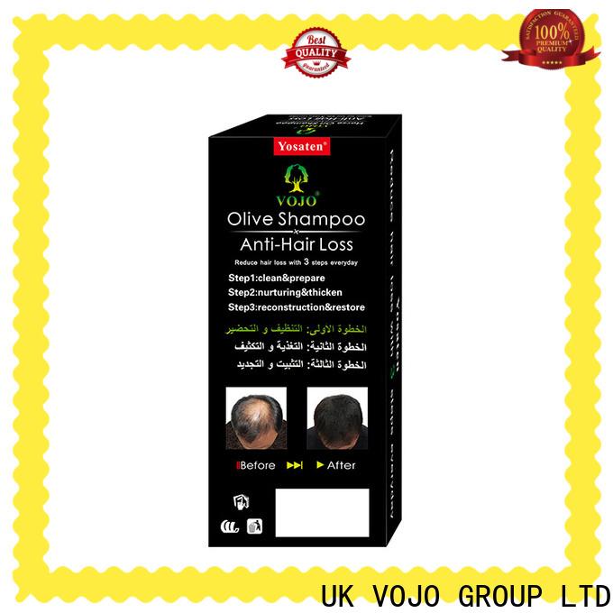 High-quality anti hair fall shampoo natural supply for salon