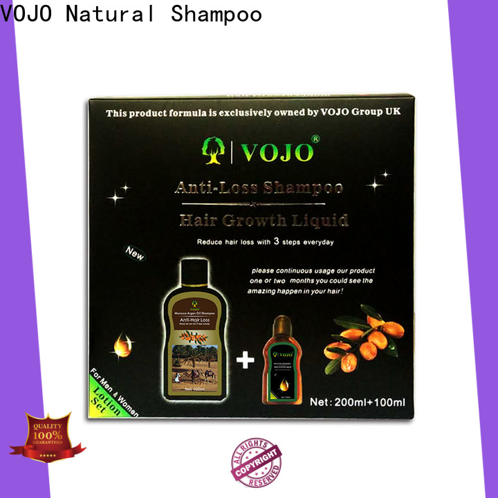 High-quality anti hair fall shampoo extractive supply for man
