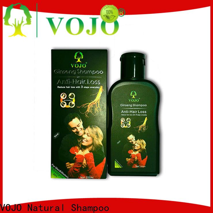 VOJO make anti hair fall shampoo for business for girls