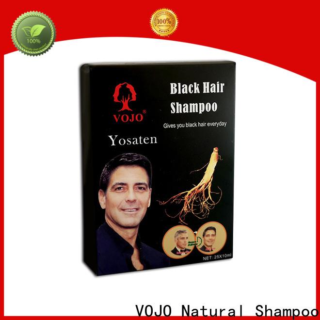 VOJO fast shampoo for sale for man
