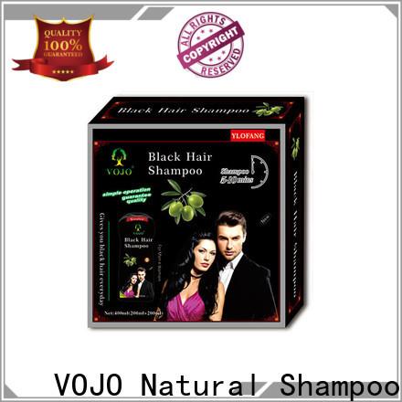 VOJO beard beard dye shampoo factory for adult