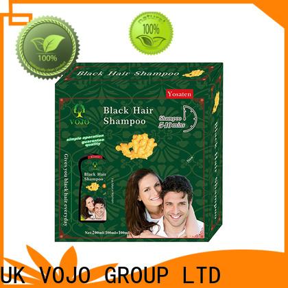 VOJO odm shampoo supply for woman