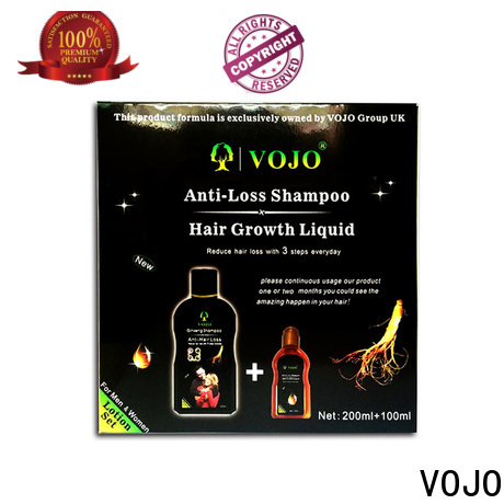 VOJO Wholesale hair growth shampoo factory for woman