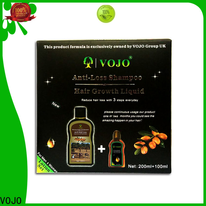 VOJO loss hair growth shampoo for sale for girls