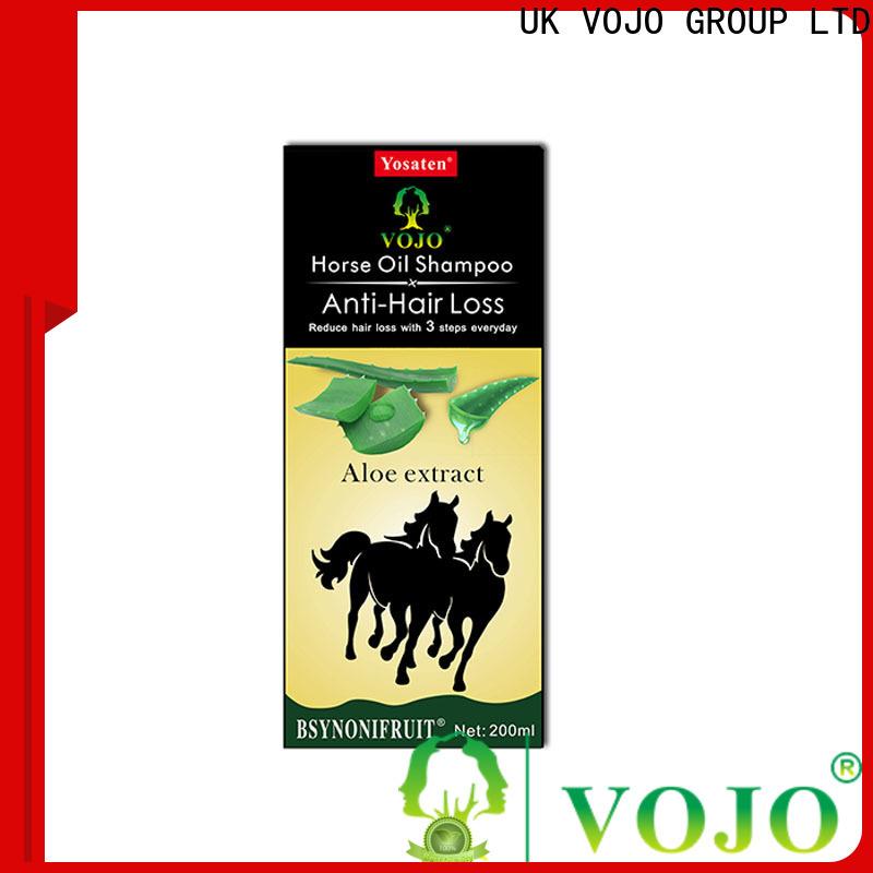 Best anti hair loss shampoo oil factory for salon