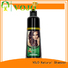 High-quality hair dye shampoo long company for man