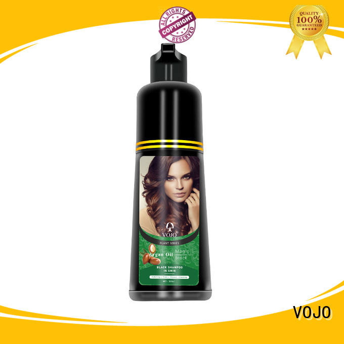 VOJO High-quality hair dye shampoo company for man